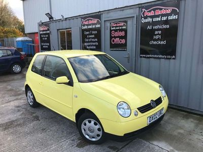 used VW Lupo 1.4 S 3dr