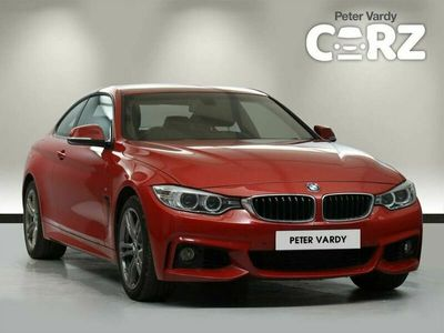 used BMW 435 4 Series d xDrive M Sport 2dr Auto