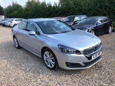 used Peugeot 508 2.0 HDi Allure 4dr