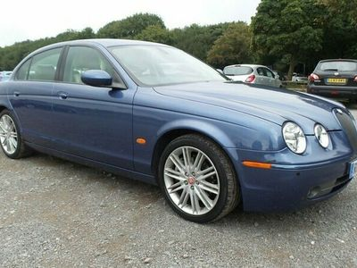 used Jaguar S-Type 3.0 SPORT V6 4d 240 BHP, 2005 ( )