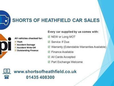 used Vauxhall Astra Sport Hatch 1.8i VVT SRi 3d