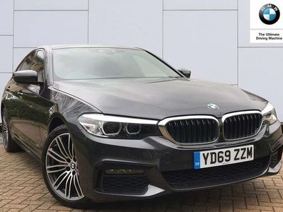 used BMW 530 5 Series e M Sport iPerformance Saloon 2.0 4dr
