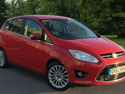 used Ford C-MAX 2.0 TDCi Titanium Powershift 5dr