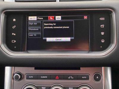 used Land Rover Range Rover Sport 3.0 SDV6 (306) HSE 5dr Estate 2016