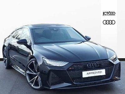 used Audi RS7 Sportback Carbon Black 600 PS tiptronic