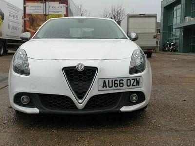 used Alfa Romeo Giulietta 1.6 JTDM-2 Super (s/s) 5dr