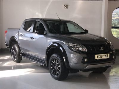 used Mitsubishi Challenger L200 Double Cab DI-D 1814WD Auto, 2019, not known, 4250 miles.