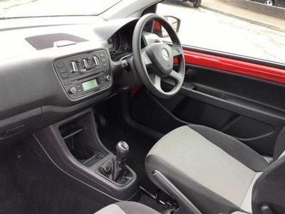 used Skoda Citigo Hatchback 1.0 MPI SE 3d