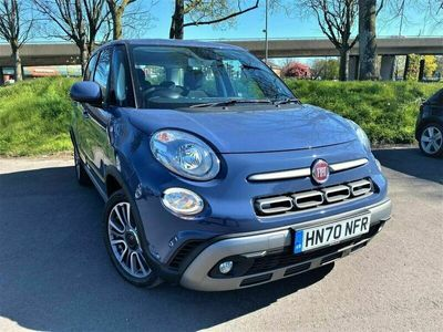 used Fiat 500L 1.4 Cross (s/s) 5dr