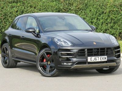 used Porsche Macan Turbo PDK 3.6 5dr