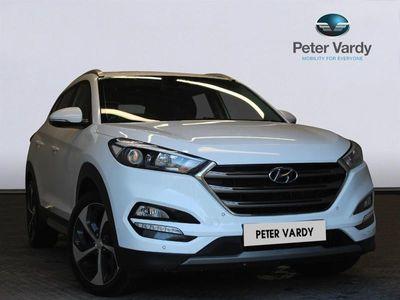 used Hyundai Tucson 2.0 Crdi Blue Drive Premium 5Dr 2Wd