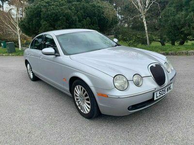 used Jaguar S-Type 2.5 V6 4d 201 BHP