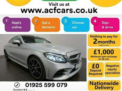 used Mercedes C300 C ClassAMG Line Premium 2dr 9G-Tronic