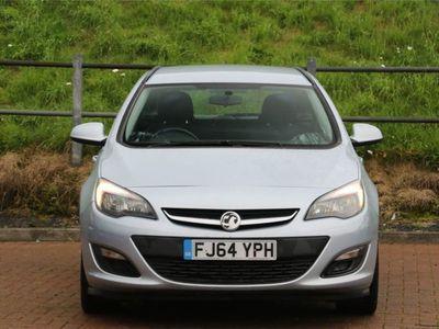 used Vauxhall Astra 1.6 CDTi 16V ecoFLEX Tech Line 5dr