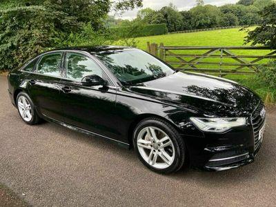 used Audi A6 3.0 AVANT TDI QUATTRO S LINE 5DR AUTOMATIC 268 BHP