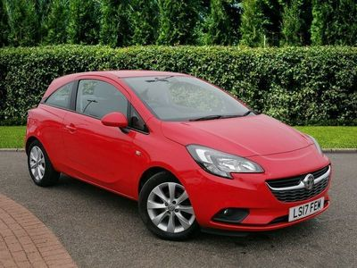 used Vauxhall Corsa 3dr Hat 1.4 75ps Energy Efx A/c