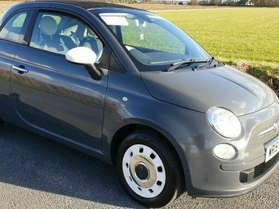 used Fiat 500C 1.2 Colour Therapy (s/s) 2dr