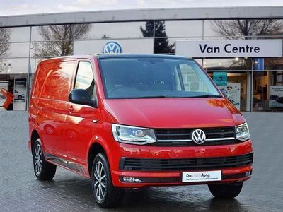 used VW Transporter 2.0 Tdi Bmt 150 Edition Van Dsg
