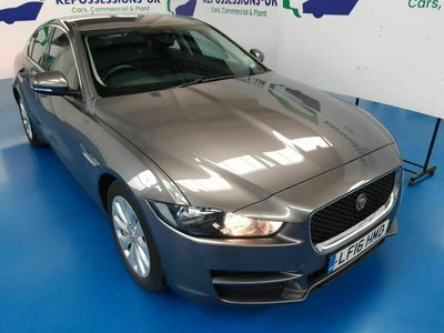 used Jaguar XE 2.0d Prestige (s/s) 4dr