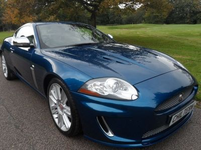 used Jaguar XK 5.0 Supercharged V8 R 2dr Auto Coupe 2009
