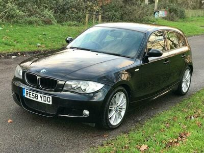used BMW 118 1 Series i M Sport 5dr* ULEZ complaint* New service* MOT Aug 2021*1 former keeper