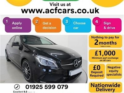 used Mercedes A200 A ClassWhiteArt 5dr Auto Hatchback 2018