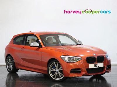 used BMW M135 1 Series i M Performance 3dr Step Auto