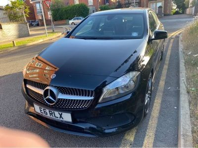 used Mercedes A160 A Class 1.6AMG Line 7G-DCT (s/s) 5dr
