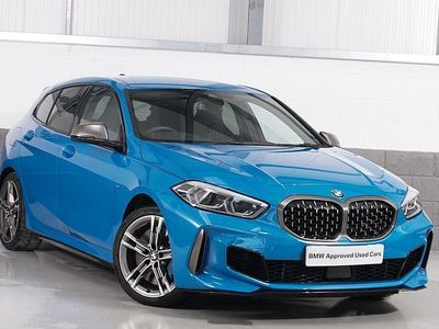 used BMW M135 1 Series i xDrive 5dr Step Auto [Tech pack 1]