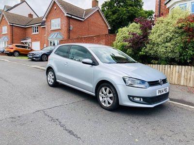 used VW Polo 1.4 Match Edition 3dr