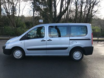 used Peugeot Expert Tepee 2.0 HDi L1 Tepee Comfort Combi 5/6 Seater 4dr
