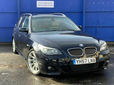 used BMW 525 5 Series 3.0 d M Sport Touring 5dr