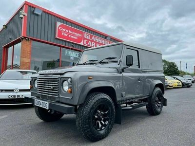used Land Rover Defender 90 2.4 Hard Top TDCi -JUST 17,000 MILES-