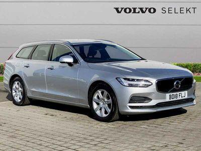 used Volvo V90 DIESEL ESTATE 2.0 D4 Momentum 5dr Geartronic
