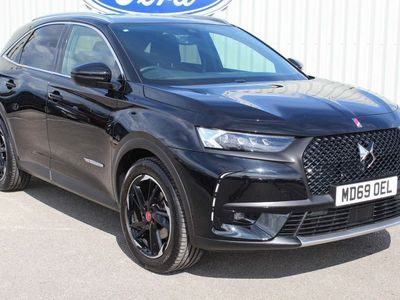used DS Automobiles DS7 Crossback 1.5 BlueHDi Performance Line Crossback (s/s) 5dr