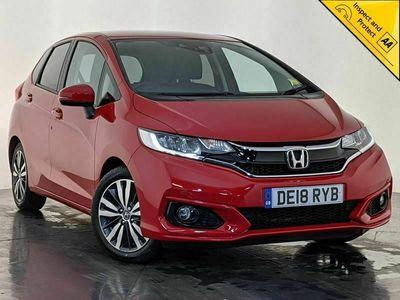 used Honda Jazz 1.3 i-VTEC EX CVT (s/s) 5dr