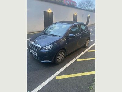 used Peugeot 108 1.0 VTi Active Top! 5dr
