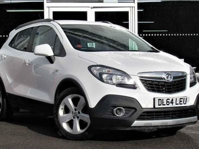 used Vauxhall Mokka 1.7 CDTi Exclusiv 5dr 4WD