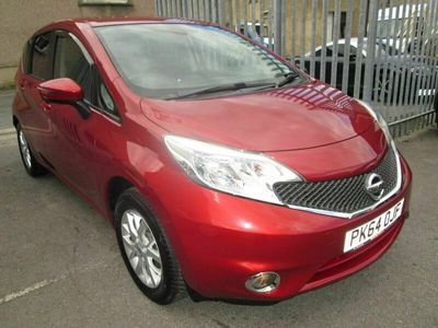 used Nissan Note 1.2 Acenta Premium (80ps) (Style Pack)