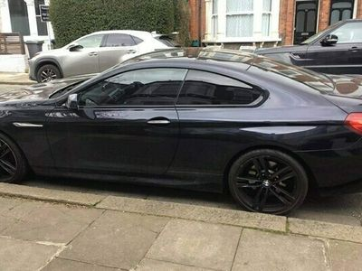 used BMW 640  6 Series 3.0 d M Sport 2dr