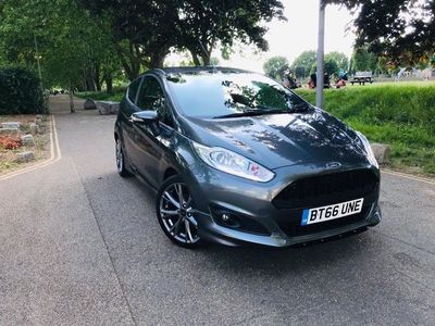 used Ford Fiesta 1.0 T EcoBoost ST-Line (s/s) 3dr