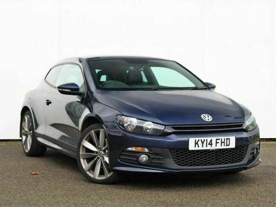 used VW Scirocco 2.0 TDI 177 R Line 3dr Coupe Coupe 2014