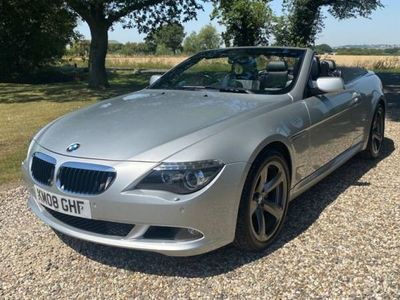used BMW 635 DIESEL AUTOMATIC CONVERTIBLE