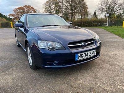 used Subaru Legacy 2.0 i S 4dr