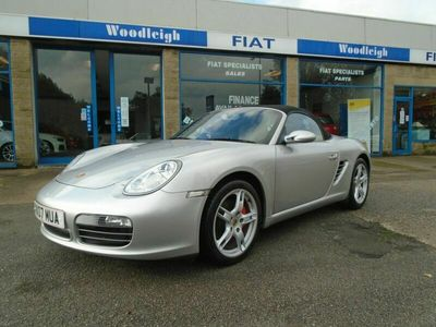 used Porsche Boxster 3.4 S 2dr