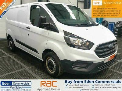 used Ford 300 Transit Custom 2.0TDCiL1H1 (105PS)(EU6) Panel Van