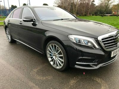 used Mercedes S500 S ClassL AMG Line 4dr Auto [Executive]