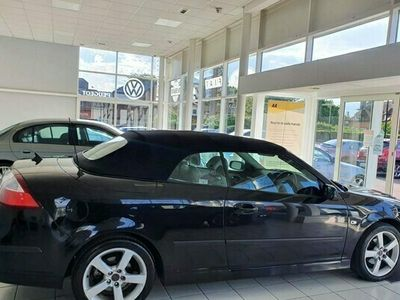 used Saab 9-3 Convertible 1.8t Vector 2d