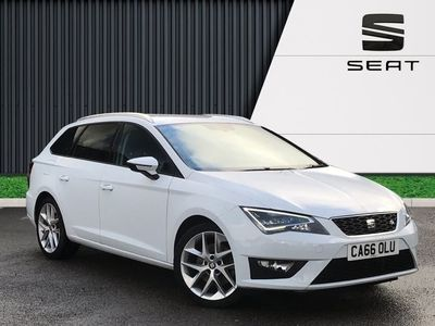 used Seat Leon 2016 Oldham 1.8 TSI FR 5DR DSG AUTO TECHNOLOGY PACK