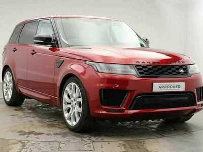 used Land Rover Range Rover Sport 3.0 SD V6 Autobiography Dynamic